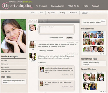 adoption of social networking site an Teaching and learning with social networks: barriers to adoption  are  beginning to open accounts in social networking sites – principally in.